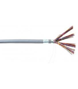 Câble téléphonique série 278 28 paires 5/10 gris (chutes)