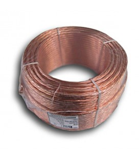 Câble cuivre nu 25 mm² (touret de 1000 mètres)
