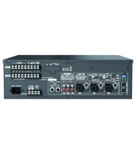 Amplificateur Mélangeur 120W - 5 Zones - Entrée Micro Rj45