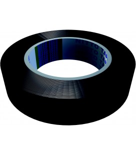 Ruban PVC noir isolation électronique 19 mm (20 mètres)