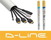 Moulures électriques D-LINE
